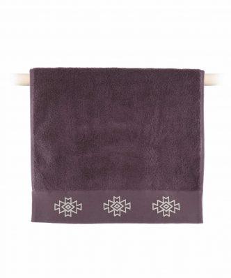 Σετ Πετσέτες Μπάνιου (3τμχ) ALICIA της NEF-NEF (30x50+50x90+70x140) PURPLE