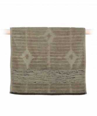 Πετσέτα Χεριών MAZE της NEF-NEF (30x50) 971-BROWN