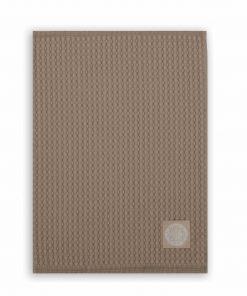 Ποτηρόπανο Πικέ REALTA της NEF-NEF (45x68) BROWN