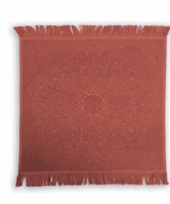 Ποτηρόπανο Φροτέ REALTA της NEF-NEF (50x50) PAPRICA