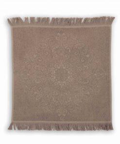 Ποτηρόπανο Φροτέ REALTA της NEF-NEF (50x50) BROWN