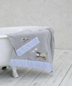 Παιδική Πετσέτα Μπάνιου BAMBOOZLE της NIMA HOME (70x140)