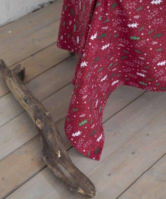 Χριστουγεννιάτικο Τραπεζομάντηλο BE MERRY της NIMA HOME (150x220)