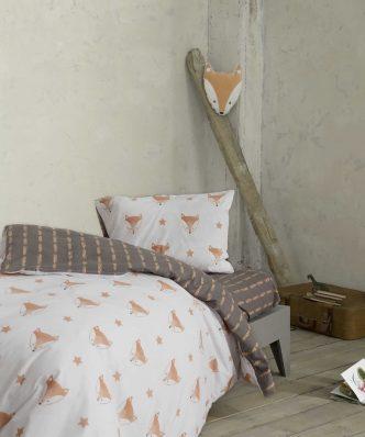 Παιδικό Πάπλωμα Μονό FOXXIE της NIMA HOME (160x240)