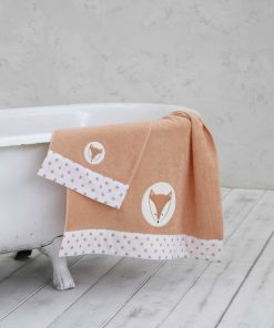 Παιδική Πετσέτα Μπάνιου FOXXIE της NIMA HOME (70x140)