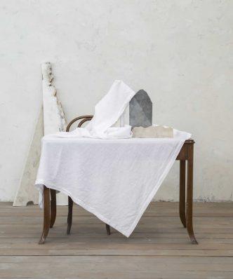 Σετ Σουπλά (2 τμχ.) LINHO της NIMA HOME (30x50) WHITE
