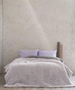 Γούνινο Κουβερτοπάπλωμα Υπέρδιπλο MINK της NIMA HOME (220x240)