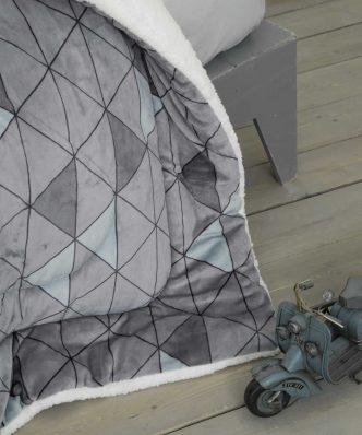 Παιδικό Κουβερτοπάπλωμα Μονό TRINITY της NIMA HOME (150x220)