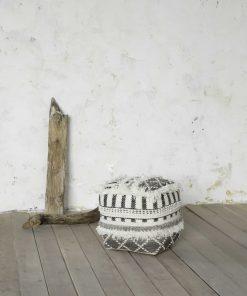 Πουφ YAMA της NIMA HOME (40x40x40)