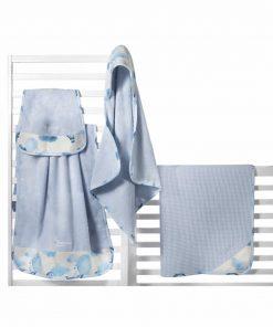 Σετ (2τμχ) Βρεφικές (bebe) Πετσέτες DREAM της Guy Laroche
