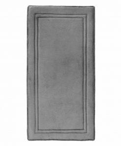 Σετ Χαλάκια (3τμχ) κρεβατοκάμαρας SOFTY της Guy Laroche - CHARCOAL