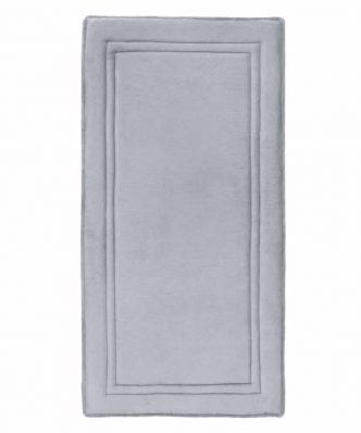 Σετ Χαλάκια (3τμχ) κρεβατοκάμαρας SOFTY της Guy Laroche - SMOKE