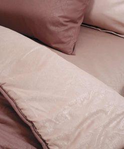 Σετ Υπέρδιπλα Σεντόνια με Πάπλωμα (5τμχ) WINTER PACK Best Collection 4687 της Das Home (220x240) ΡΟΔΙ/NUDE
