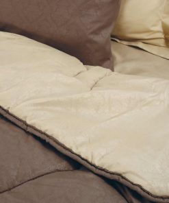 Σετ Μονά Σεντόνια με Πάπλωμα (4τμχ) WINTER PACK Best Collection 4688 της Das Home (160x240) ΜΠΕΖ