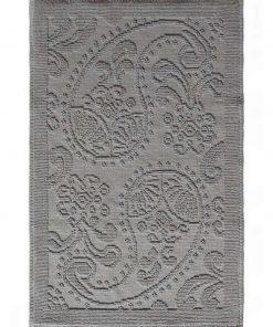 Πατάκι Μπάνιου Bathmat Collection DENISE της Palamaiki (50x80) GRAY