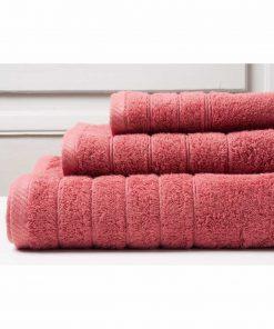 Πετσέτα Μπάνιου COLOURS της MELINEN (80x150) TANGO PINK