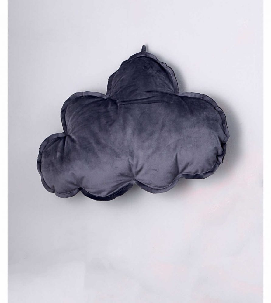 Παιδικό Βελουτέ Διακοσμητικό Μαξιλαράκι Velvet Feel VF800 της Palamaiki (46x34) GRAY