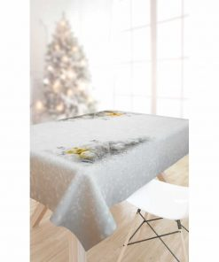 Χριστουγεννιάτικο Τραπεζομάντηλο CHRISTMAS 2034 (145x220) της Saint Clair