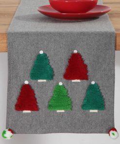 Χριστουγεννιάτικη Τραβέρσα CHRISTMAS SPIRIT της NEF-NEF (33x150)