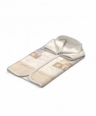 Βρεφική Βελουτέ Κουβέρτα Αγκαλιάς/Υπνόσακος BELPLA Ster 664 Ισπανίας (3 χρώματα)