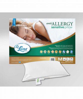 Μαξιλάρι Ύπνου The anti-ALLERGY sensitive Pillow (50x70) της La Luna