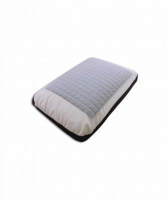 Ανατομικό Μαξιλάρι The Dual Sided Cooling Gel Memory Foam Pillow (60x40x12) της La Luna
