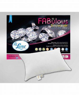 Μαξιλάρι Ύπνου The Fabulous Siliconaizer De Lux Pillow (50x80) της La Luna