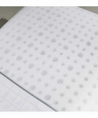 Μαξιλάρι Ύπνου The Superior Latex Natural Low profile Pillow (66x49) της La Luna