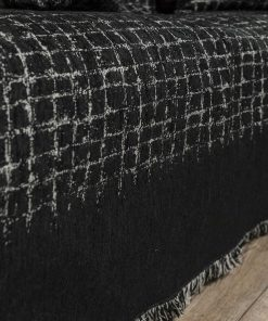Ριχτάρι Πολυθρόνας (180x150) PHOENIX 09 της TEORAN - ΜΑΥΡΟ