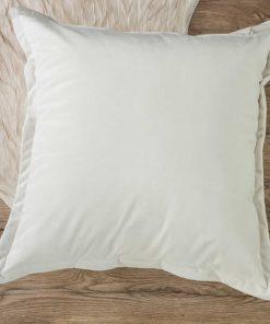Βελούδινη Διακοσμητική Μαξιλαροθήκη Δαπέδου (65x65) VELVET 01 της TEORAN