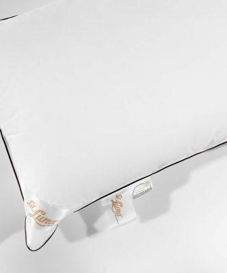 Μαξιλάρι Ύπνου Fiberball Pillow Firm (50x70) με μπαλάκια σιλικόνης της La Luna