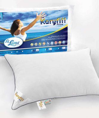 Μαξιλάρι Ύπνου Karyfill Firm με μπαλάκια σιλικόνης (50x70) της La Luna