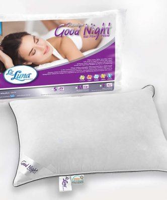 Μαξιλάρι Ύπνου Goodnight Medium με μπαλάκια σιλικόνης (50x70) της La Luna