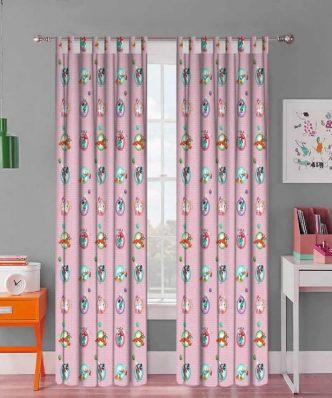 Club House - PLAYTIME 34 Παιδική Κουρτίνα με Τιράντες της DISNEY / VASILAS Home (140x290)