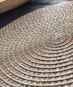 Σουπλά FIESTA 294 της GOFIS HOME (38cm) ΧΡΥΣΟ