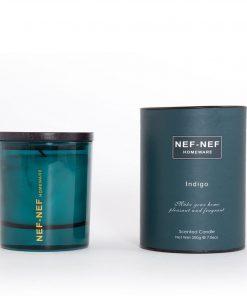 Αρωματικό Κερί INDIGO της NEF-NEF