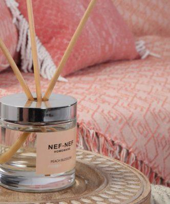 Αρωματικό Χώρου με Στικς PEACH BLOSSOM της NEF-NEF