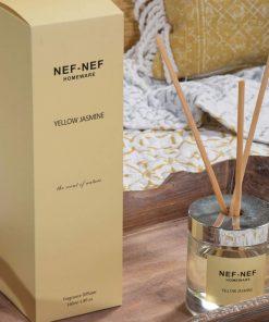 Αρωματικό Χώρου με Στικς YELLOW JASMINE της NEF-NEF
