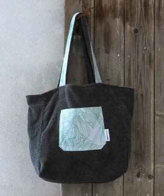 Τσάντα Θαλάσσης 2 όψεων AVANT GARDE της NIMA HOME (46x60)