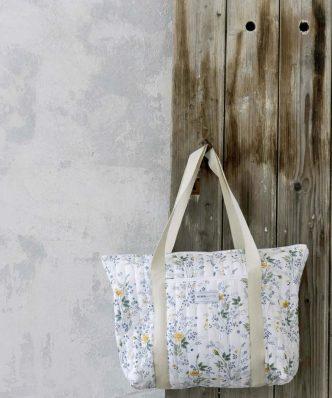 Βρεφική Τσάντα Αλλαγής (bebe) BLOSSOM της NIMA HOME (50x40x10)