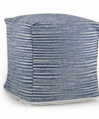 Πουφ Blue BLEUR της NEF-NEF (40x40x40)