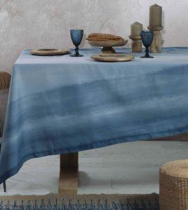 Μπλε χρώμα στην Κουζίνα