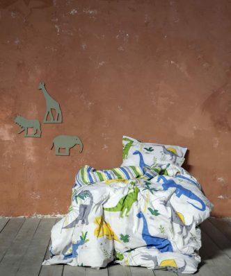 Παιδικό Κουβερλί Μονό DINO PARK της NIMA HOME (160x240)