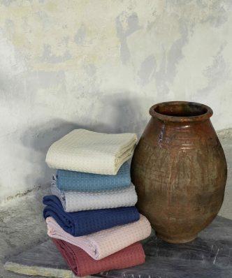 Πικέ Κουβέρτα King Size (Γίγας) HABIT της NIMA HOME (240x260) NUDE