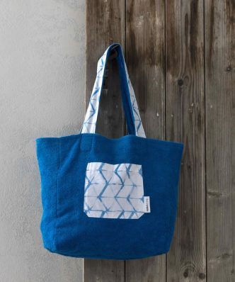 Τσάντα Θαλάσσης 2 όψεων KANOKO της NIMA HOME (46x60)