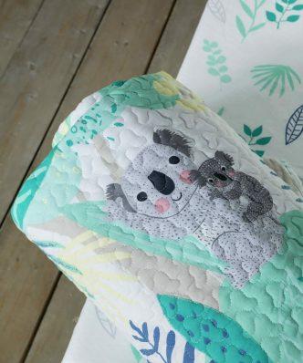 Παιδικό Κουβερλί Μονό KOALA FUN της NIMA HOME (160x240)
