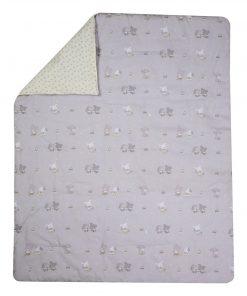 Βρεφικό Κουβερλί Κούνιας KINDERGARDEN της NEF-NEF (110x140)