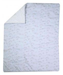 Βρεφικό Κουβερλί Κούνιας SUNSHINE της NEF-NEF (110x140)