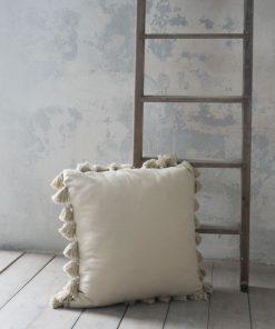 Διακοσμητική Μαξιλάρα Δαπέδου LIEVE της NIMA HOME (65x65) BEIGE