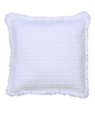Διακοσμητικό Μαξιλαράκι MADISON της NEF-NEF (50x50) WHITE